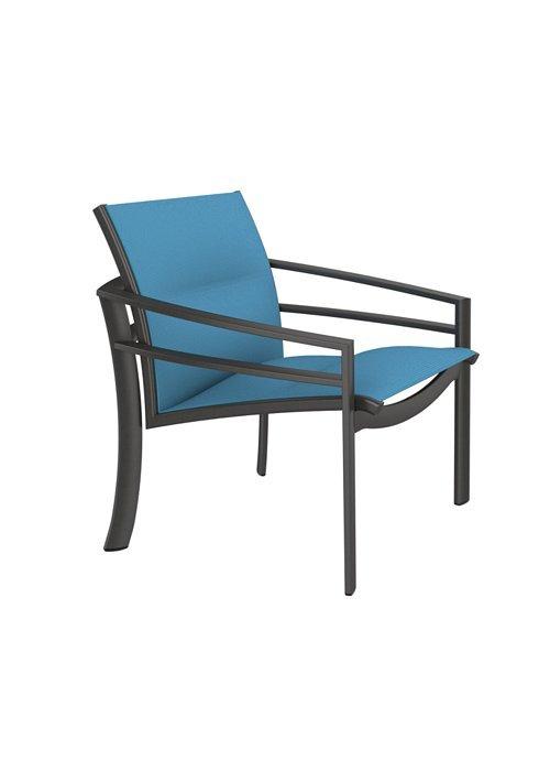 Kor Padded Sling Lounge Chair