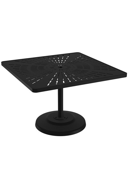 Dining Table 42 Quot Square Pedestal La Stratta Pattern With