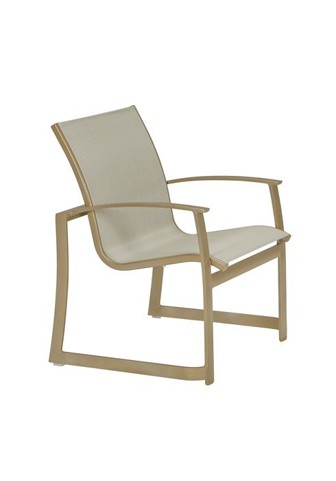 Mainsail Sling Dining Chair Low Back Hauser S Patio