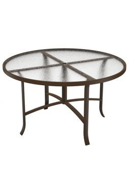 Obscure-Glass-Round-Umbrella-Dining-Table-4248GU