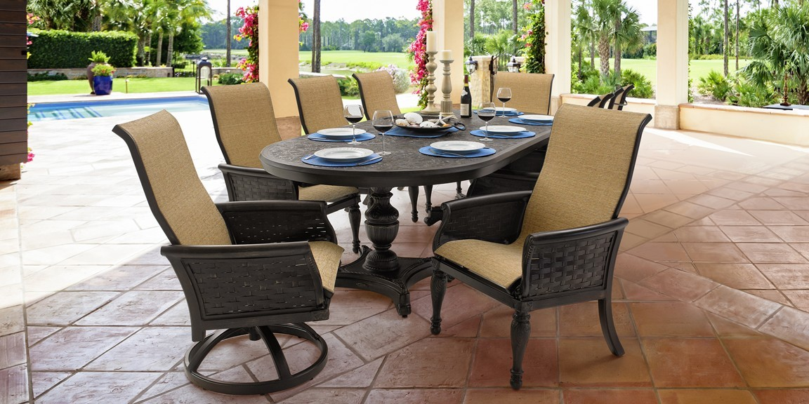 TablesHauser s Patio   The San Diego Patio Furniture Experts. Patio Furniture Sets San Diego. Home Design Ideas
