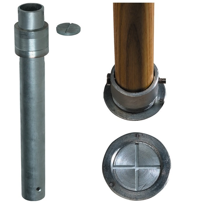 Countertop Umbrella Holder : ... home browse shade features umbrella bases in ground umbrella sleeve