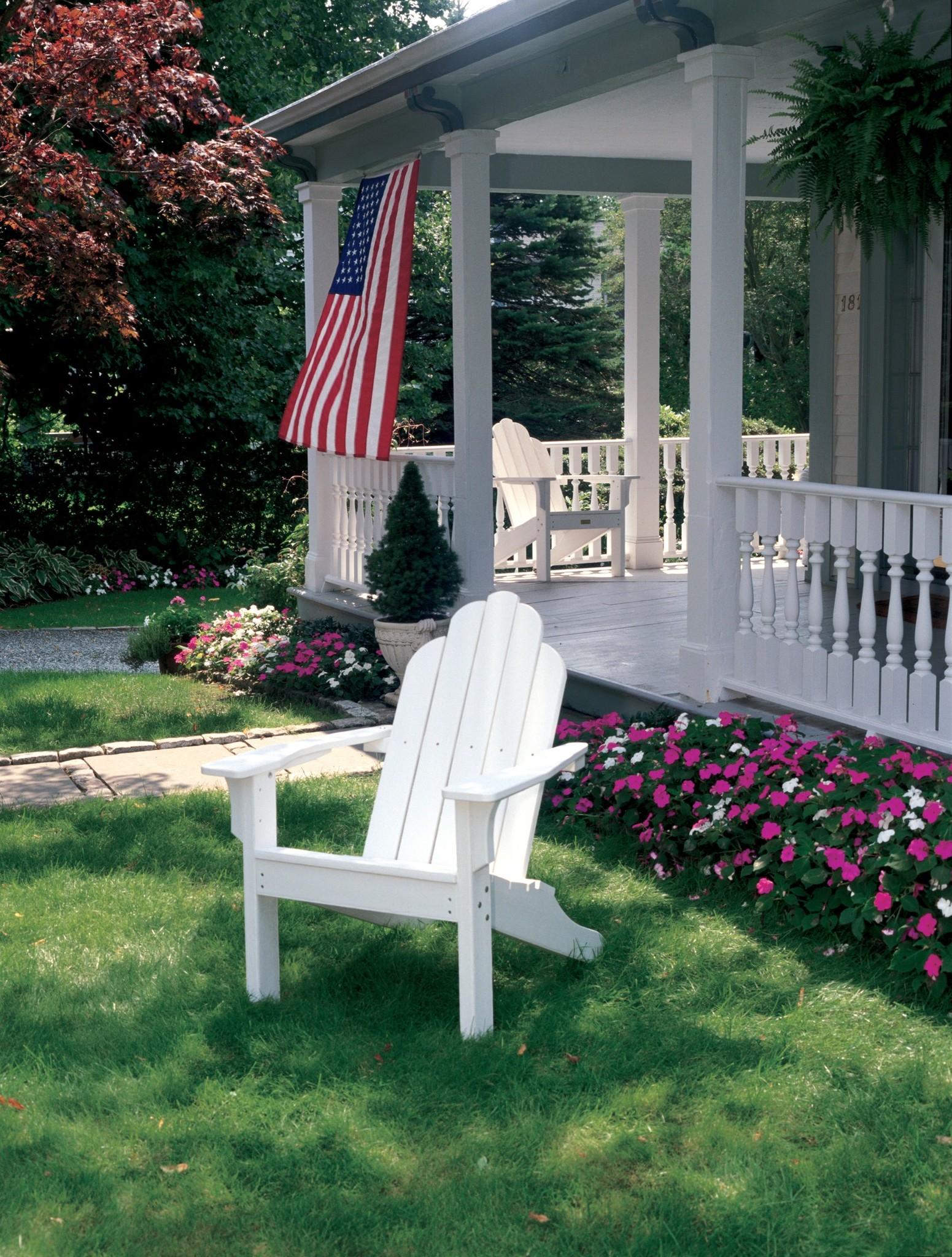 Adirondack Classic Chair Hauser S Patio