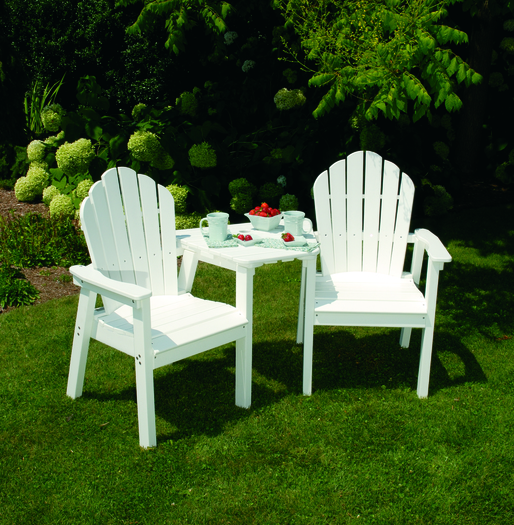 Adirondack Classic Dining Chair Hauser S Patio