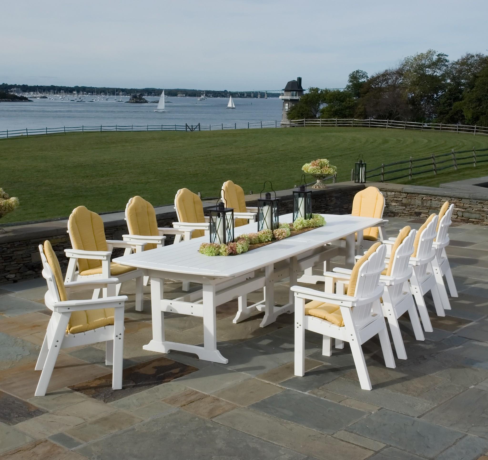 Adirondack Classic Dining Chair Hauser S Patio