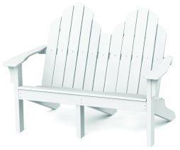 Adirondack Classic Love Seat