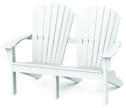 Adirondack Shellback Love Seat