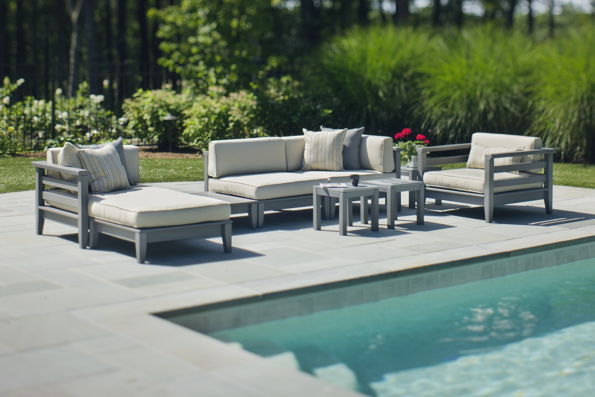 Cambridge Sectional Armless Hauser S Patio