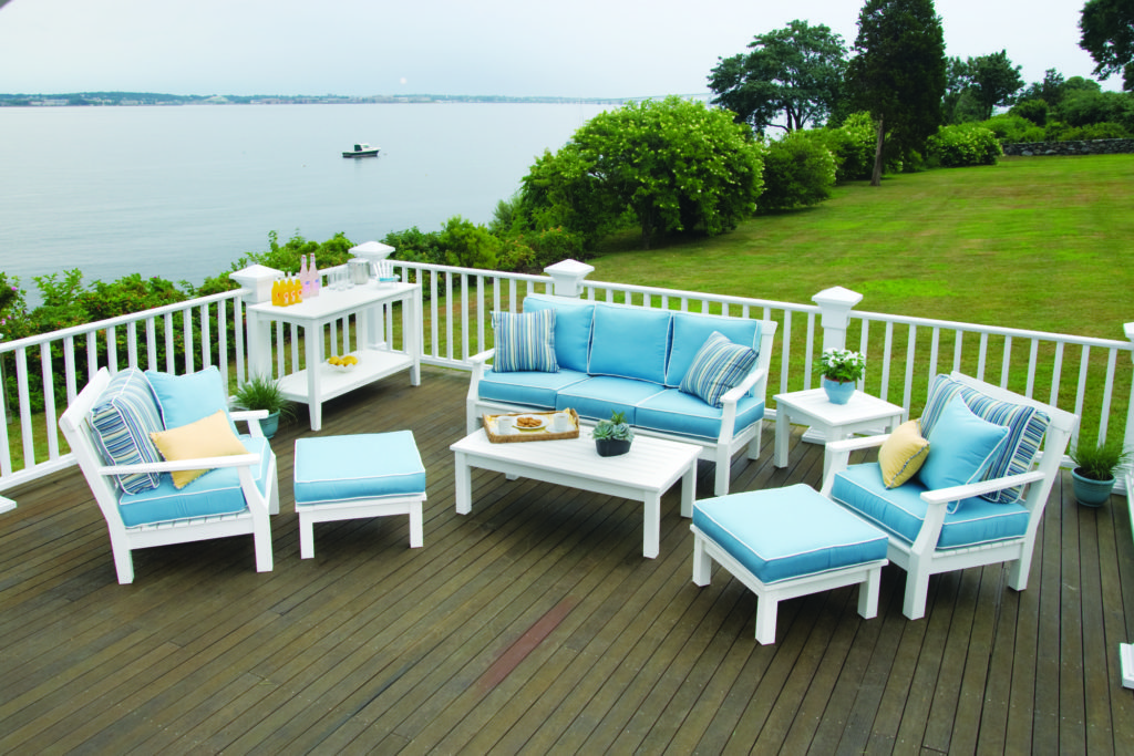 Seaside Casual seating