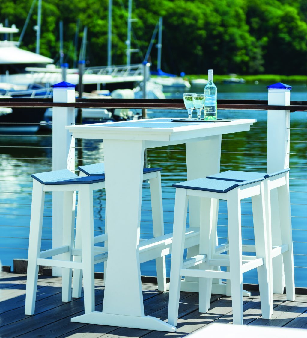 seaside casual barstools