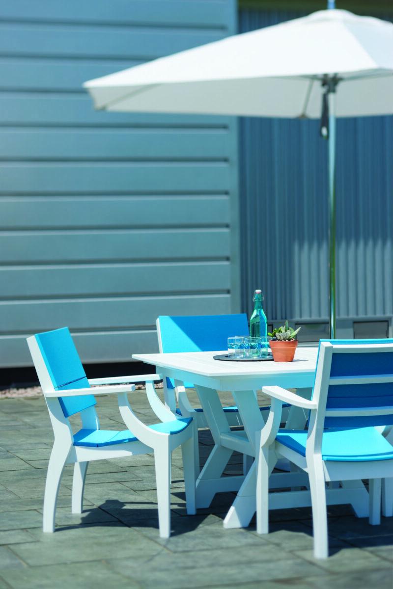seaside casual dining set