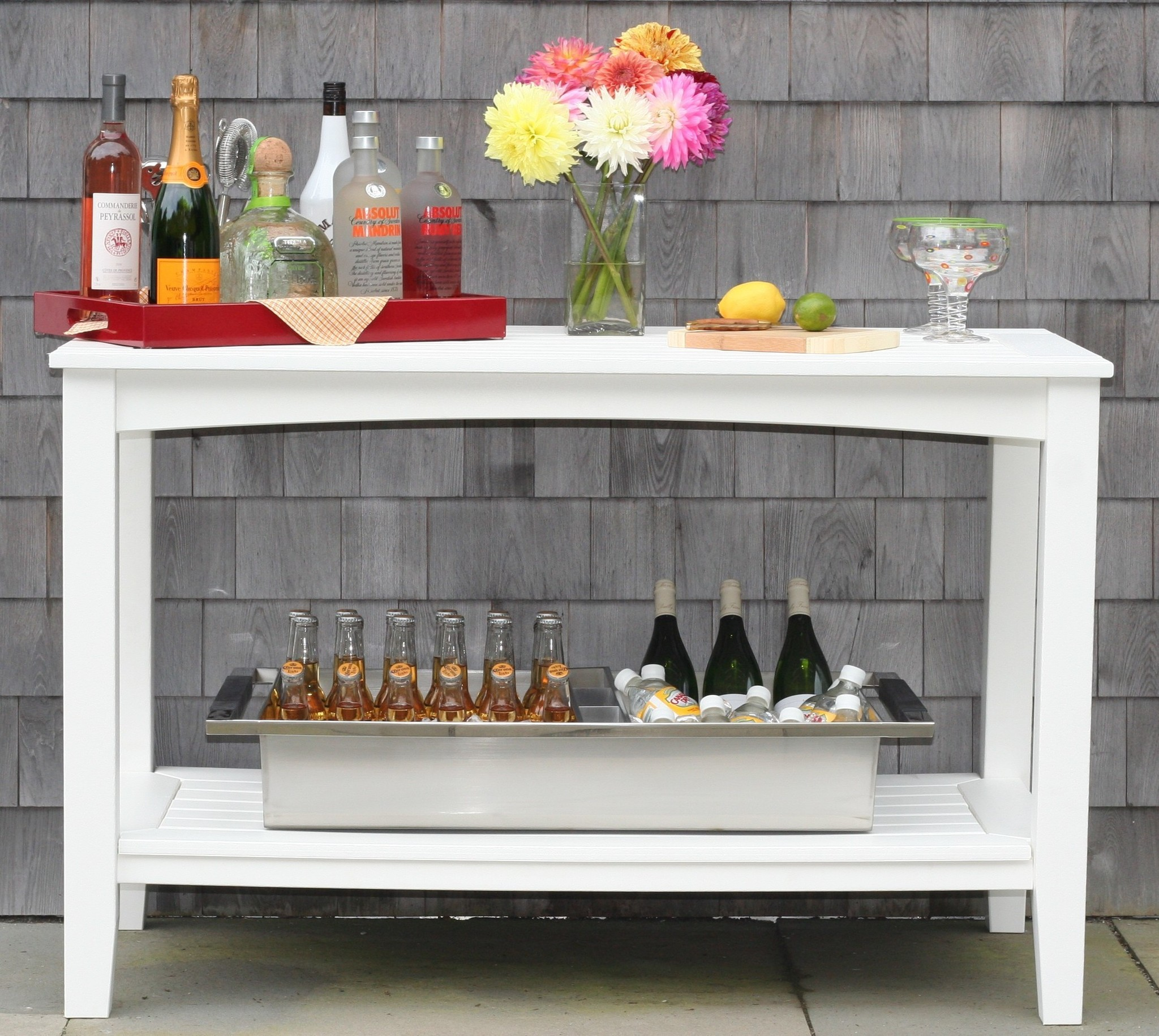 Windsor Buffet Table Large Hauser S Patio