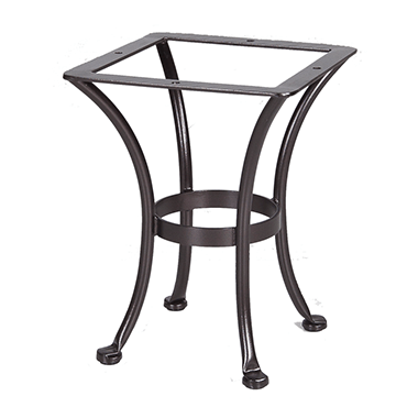 Standard Iron Side Table Base Fits 24 30 Round Square Tops