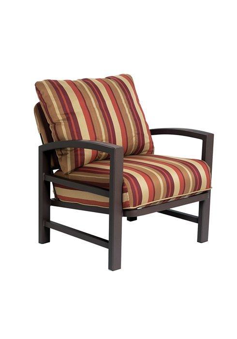 Tropitone Patio Chairs: Lakeside Cushion Lounge Chair