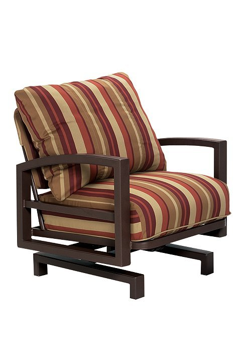 Tropitone Patio Chairs: Lakeside Cushion Action Lounger