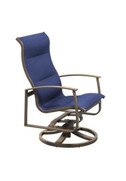 Mainsail Padded Sling Swivel Action Lounger  sc 1 st  Hauseru0027s Patio & Swivel u0026 Motion Chairs - Hauseru0027s Patio