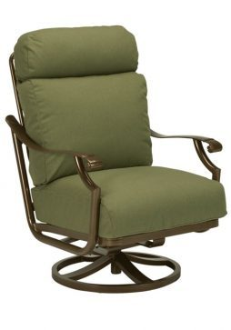 Montreux II Cushion Swivel Action Lounger