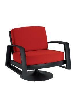 Southbeach Cushion Swivel Lounge Chair