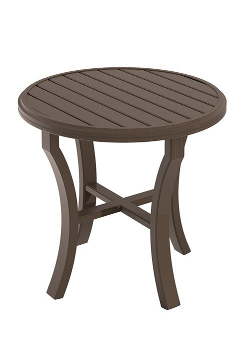 Dining Table 30 Round Banchetto Hauser 39 S Patio