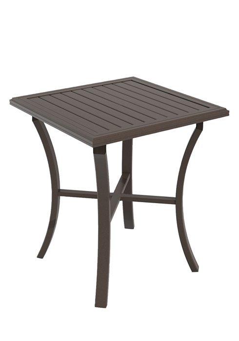 Dining Table 36u0026quot; Square Banchetto - Hauseru0026#39;s Patio
