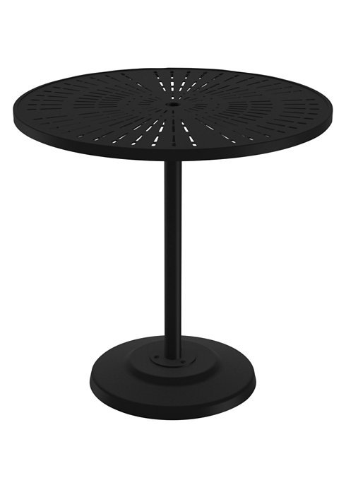 Bar Table 42 Quot Round Pedestal La Stratta Pattern With