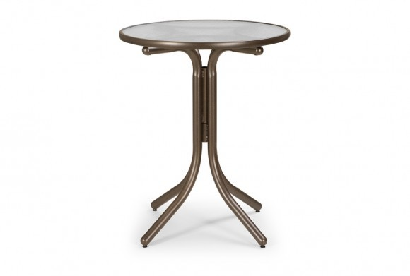 Glass Top Table 36 Round Balcony, Balcony Height Patio Furniture