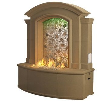 large artisan firefall american fyre designs