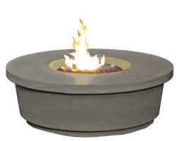 Contempo Round Fire Table
