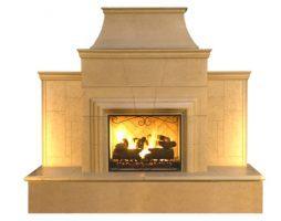 Grand Cordova Fire Place