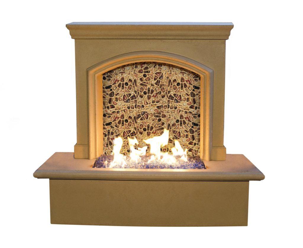 Archstone fire wall