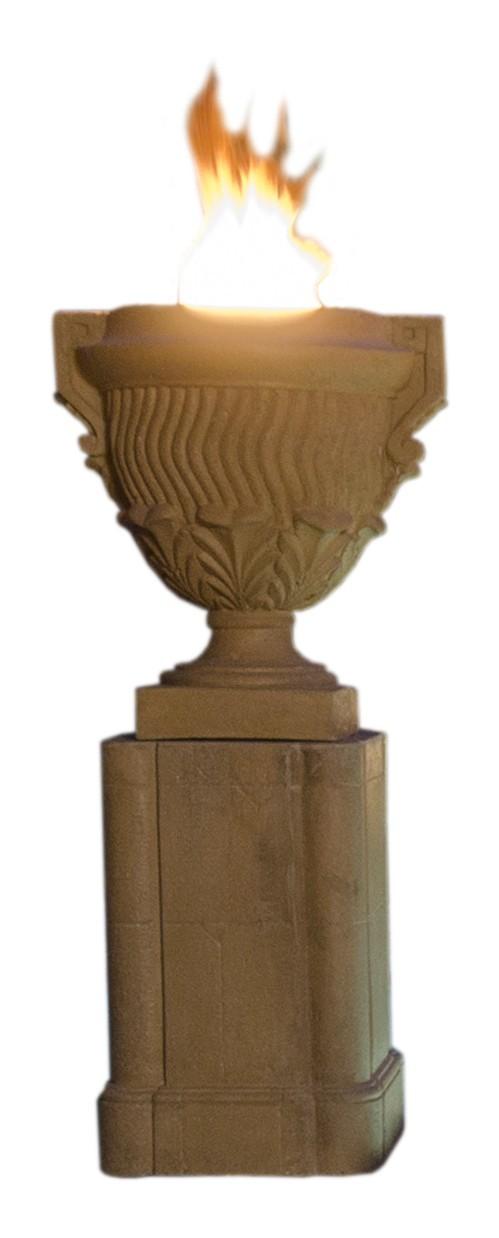 Piage Urn Amp Pedestal Hauser S Patio
