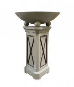 fire urn on pedestal online firepit boutique