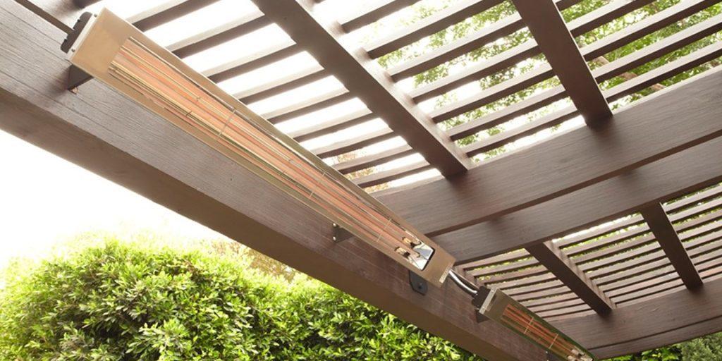 hanging outdoor heaters