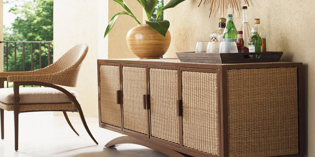 outdoor console