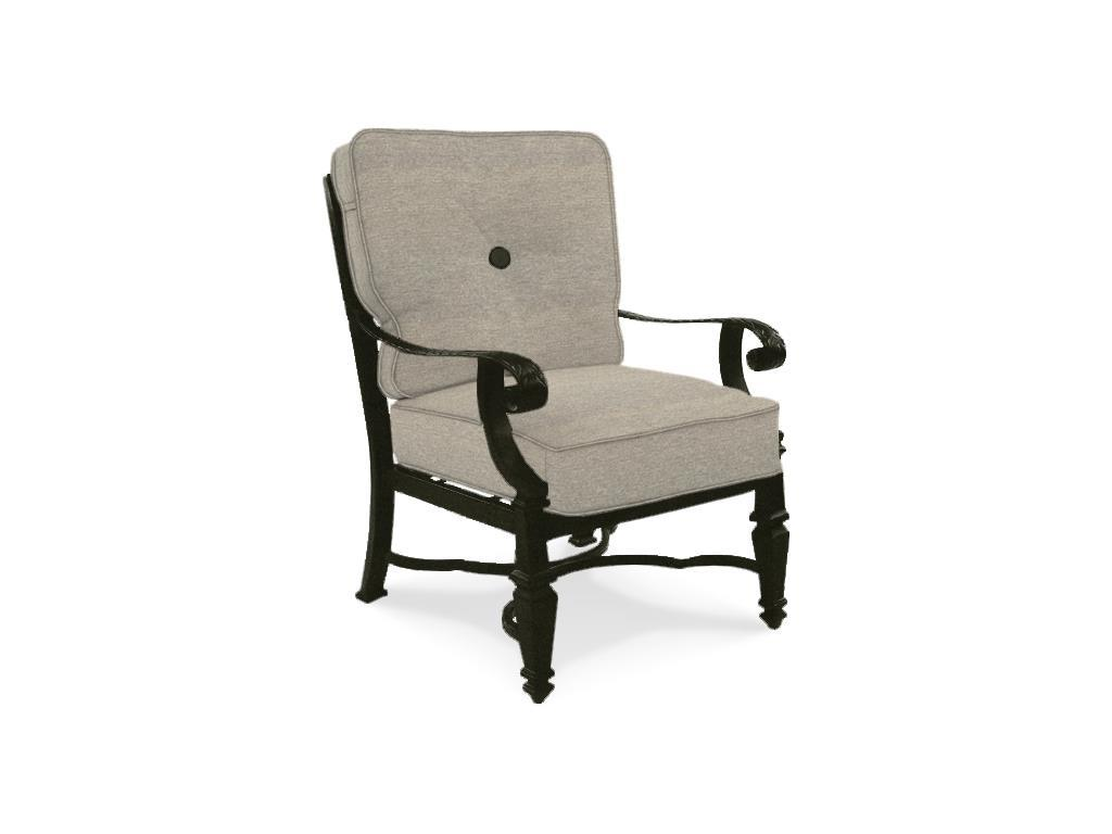 Bellagio Cushion Dining Chair