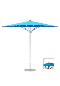 Trace-Triangle-Manual-Lift-Vent-Umbrella