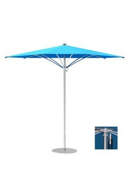 Trace-Triangle-Pulley-Lift-Umbrella