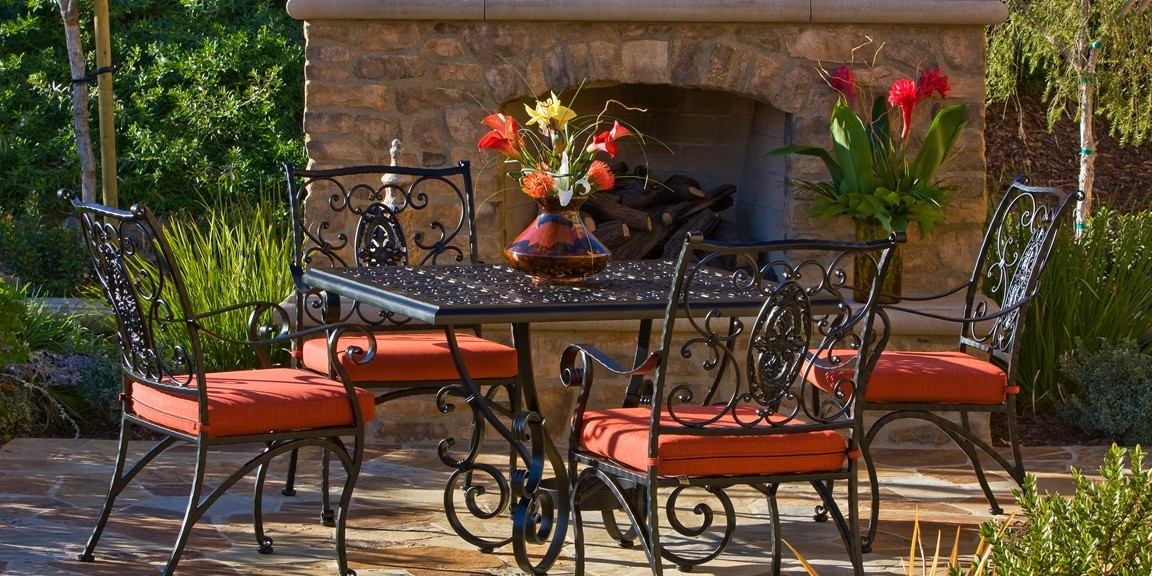 Wrought Iron Hauser S Patio