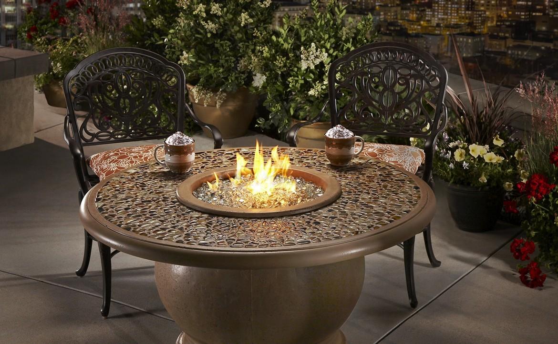 American Fyre Designs fire table