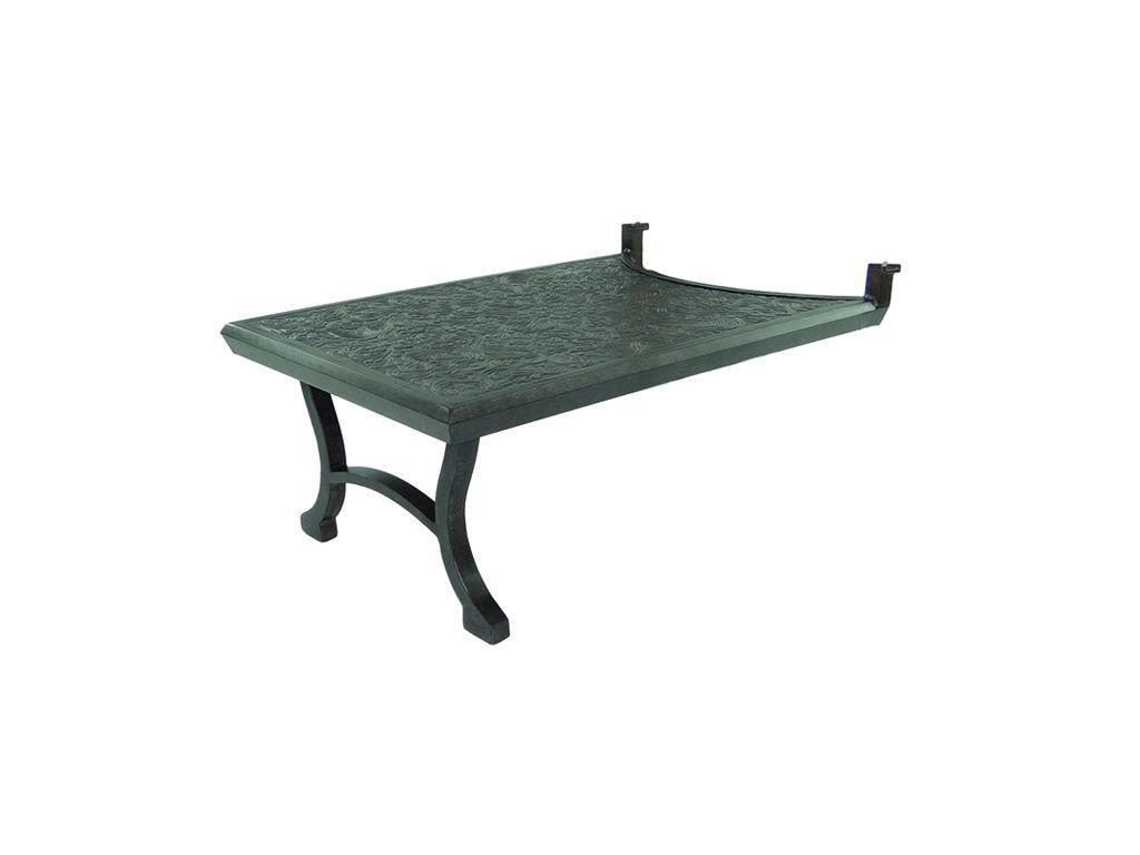 Classical 32 X 48 Coffee Table Extension For 40 Firepit Hauser 39 S Patio
