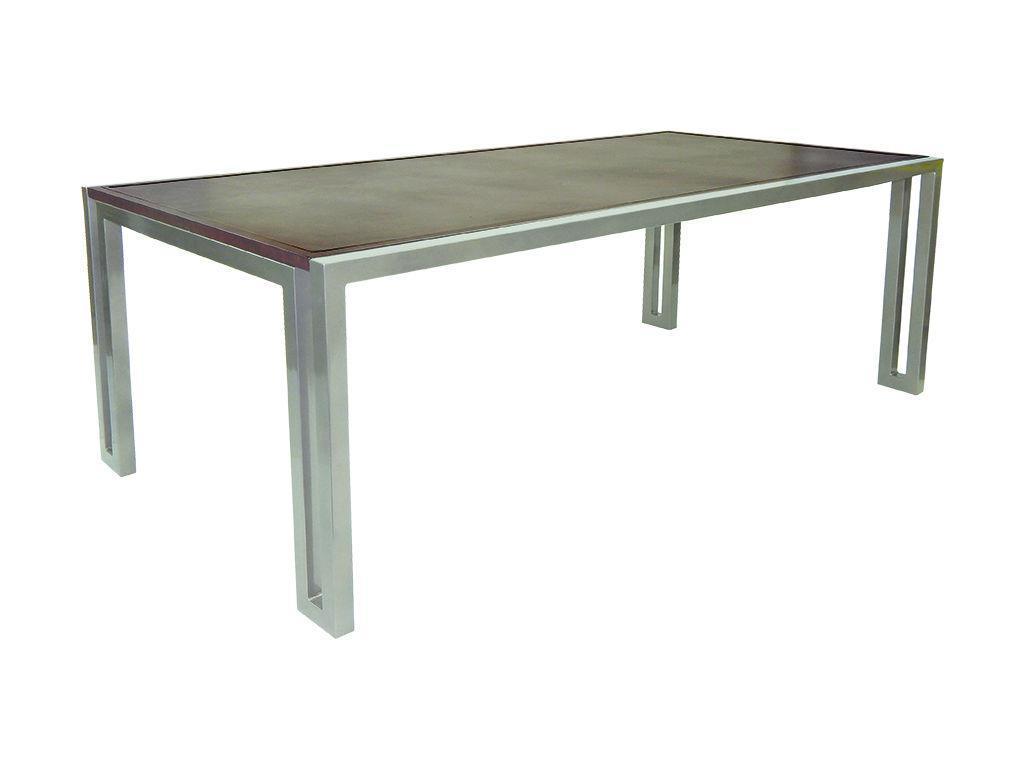 Icon 84 Quot Rectangular Dining Table Hauser S Patio