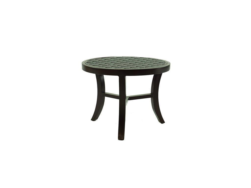Castelle round occasional table