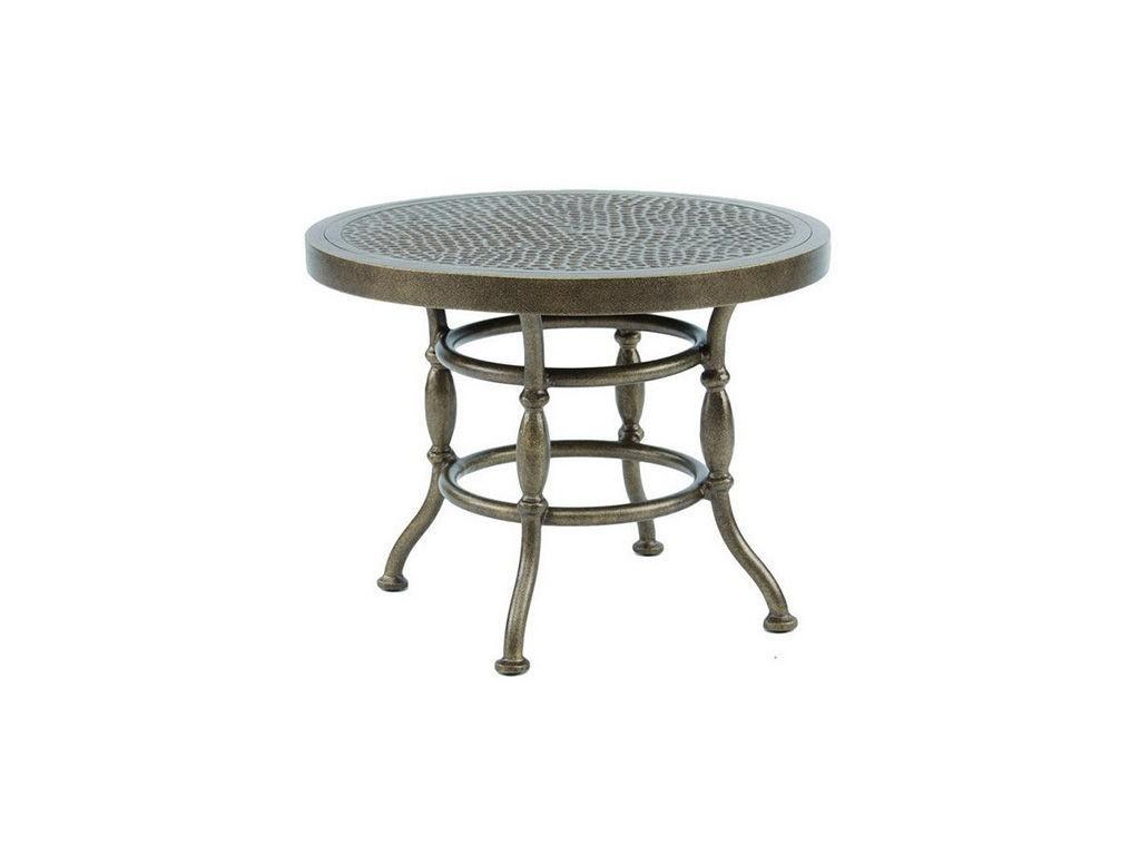 Veranda 24u2033 Round Occasional Table