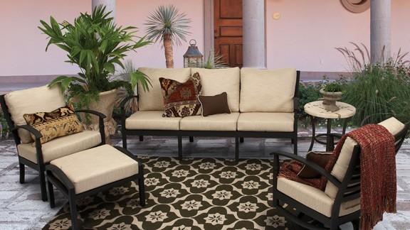 Castellano Bungalow sofa