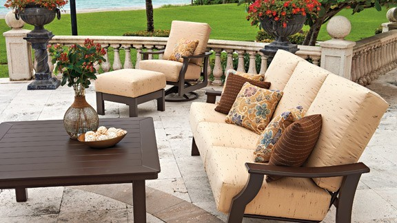 Luxury Outdoor Furniture Showcase American Classic: american classic furniture company