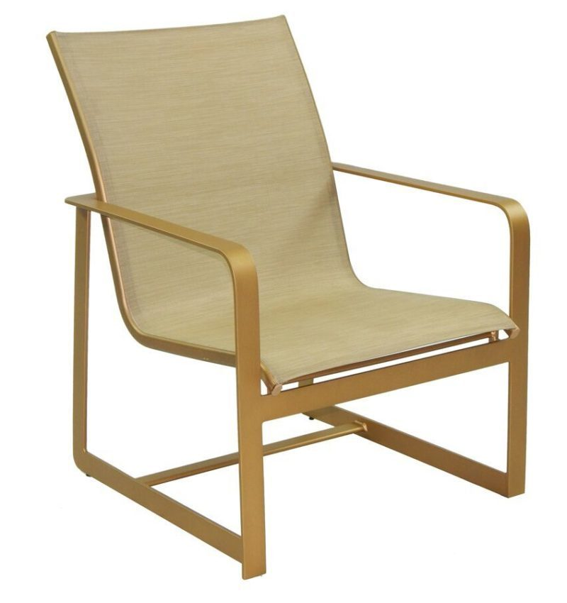 Solaris Sling Lounge Chair Hauser S Patio