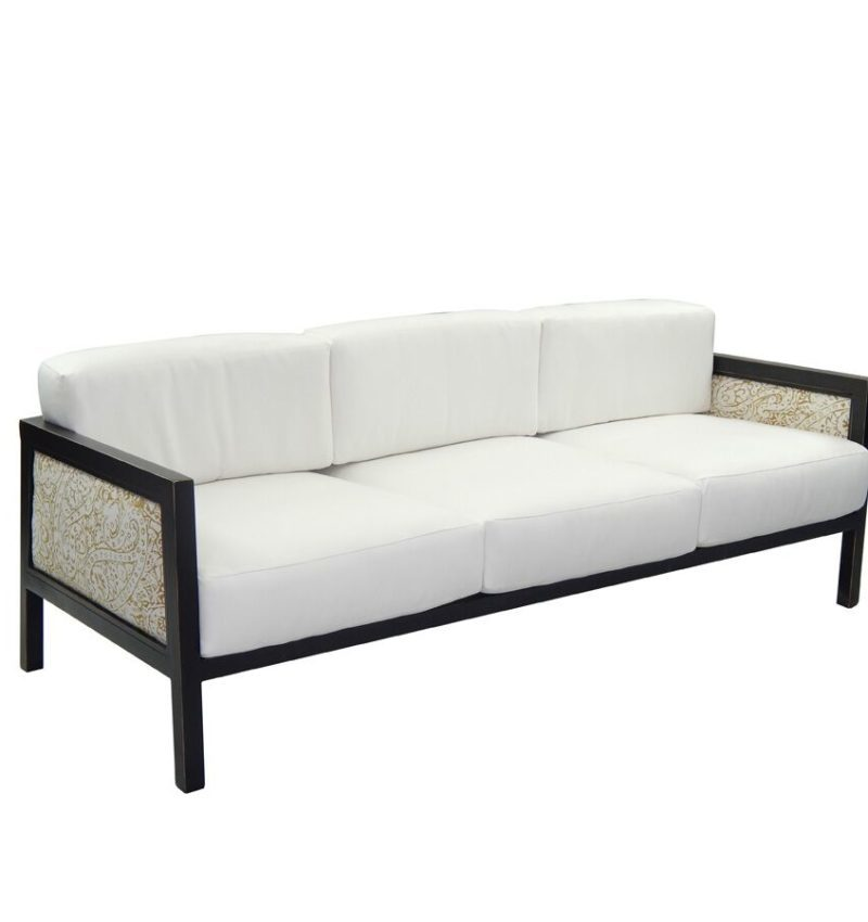 Gold Coast Cushioned Lounge Sofa