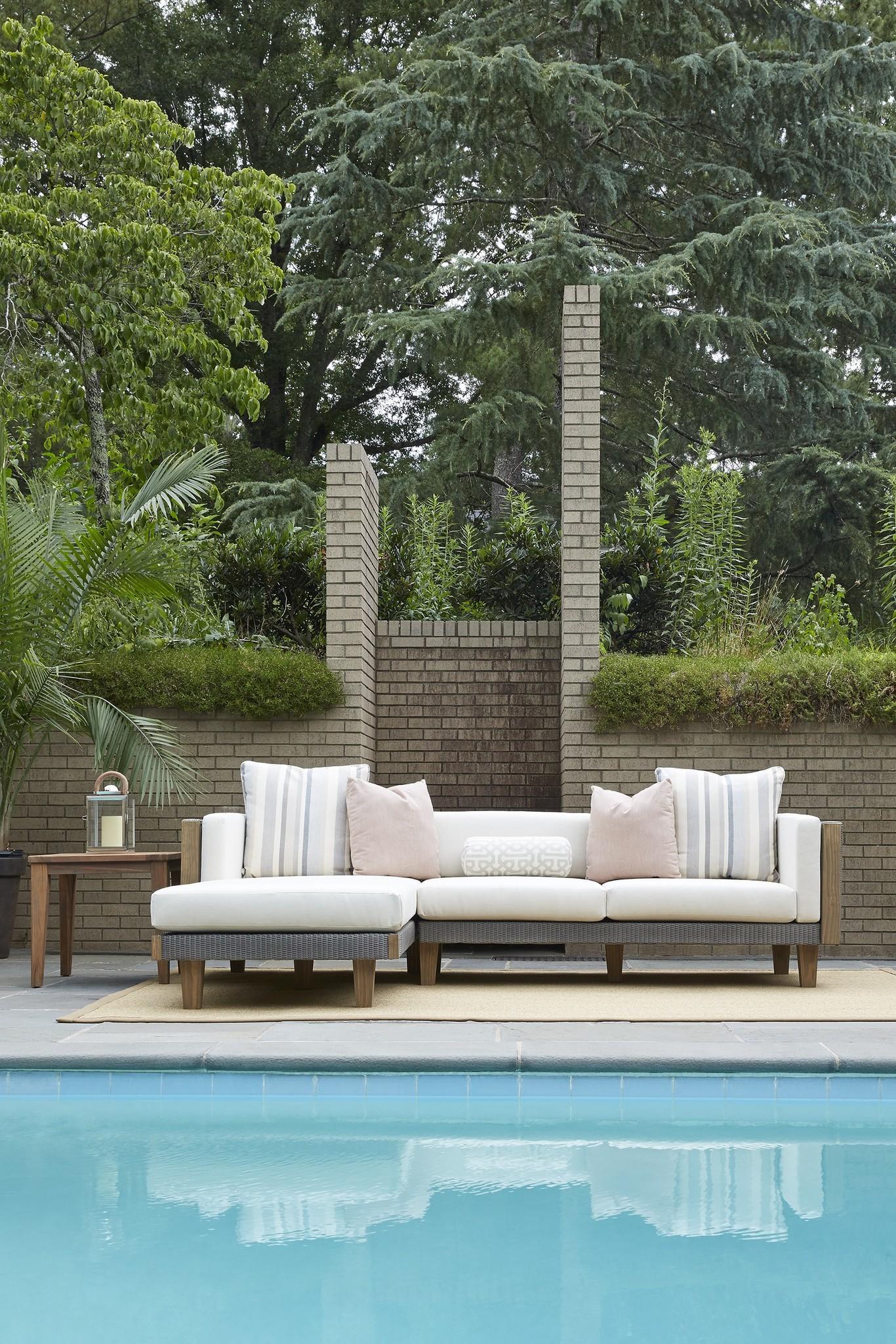 Luxury Outdoor Furniture Showcase