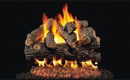 Royal English Oak Designer Fireplace Logs