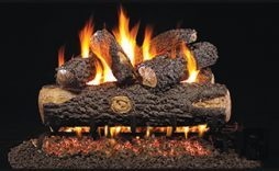 WoodlandOakDesigner Fireplace Logs